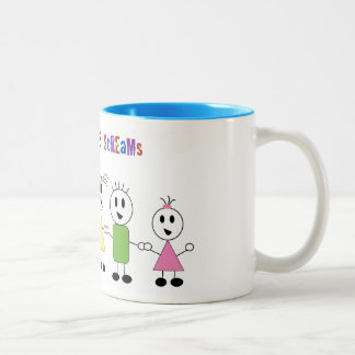 Giggles & Screams coffee mug