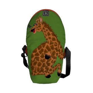 Giggling Giraffe Commuter Bag