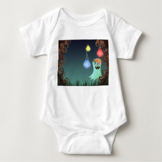 Giggly Ghost, childrens or babies shirt