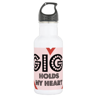 Gigi Baby Clothes and Water Bottle