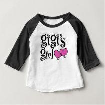 Gigi's Girl Baby T-Shirt