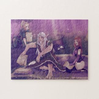 Gigi, Sharm & Rowan Puzzle