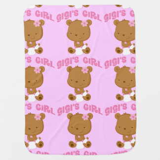 Gigis Girl Swaddle Blankets