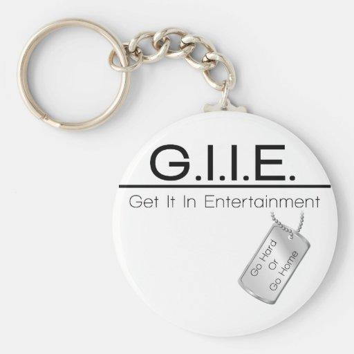 GII Multi-Items Basic Key Chain