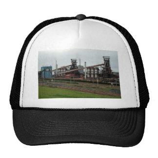 Gijon Asturias 2 Mesh Hats
