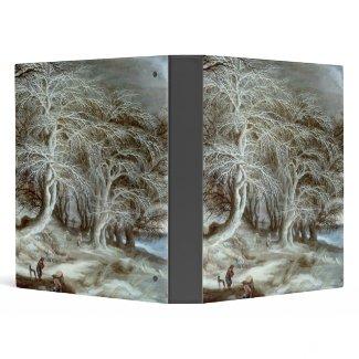 Gijsbrecht Leytens: A Winter Landscape