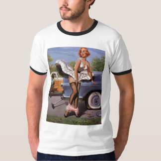 Gil Elvgren Pin Up Girls Tees and Sweats