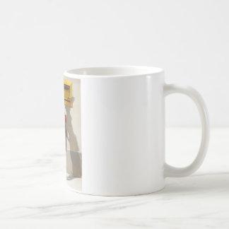 GIL ELVGREN Socking It Away Pin Up Art Coffee Mug