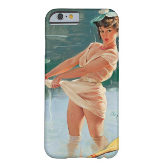 GIL ELVGREN Upsetting Pin Up Art Barely There iPhone 6 Case