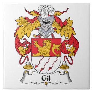 Gil Family Crest Tile