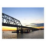 Gil Hodges Bridge Photographic Print