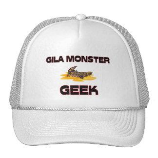 Gila Monster Geek Trucker Hat