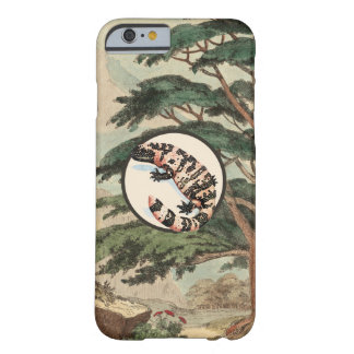Gila Monster In Natural Habitat Illustration Barely There iPhone 6 Case