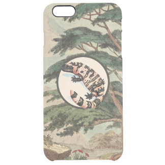 Gila Monster In Natural Habitat Illustration Uncommon Clearly™ Deflector iPhone 6 Plus Case