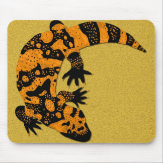 Gila Monster Mousepad