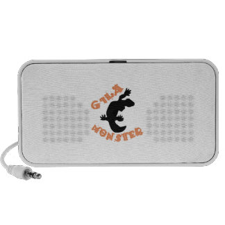 Gila Monster Portable Speakers