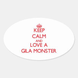 Gila Monster Sticker