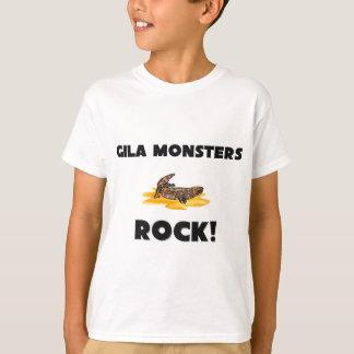 Gila Monsters Rock T-Shirt