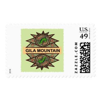 Gila Mountain Native American Indian Postage