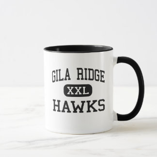 Gila Ridge - Hawks - High School - Yuma Arizona Mug
