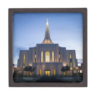 GIlbert Arizona LDS Temple Jewelry Box
