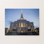 "GIlbert Arizona LDS Temple Jigsaw Puzzle<br><div class=""desc"">GIlbert Arizona LDS Temple</div>"