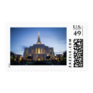 Gilbert Arizona temple stamp