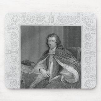 Gilbert Burnet, Bishop of Salisbury Mouse Pad
