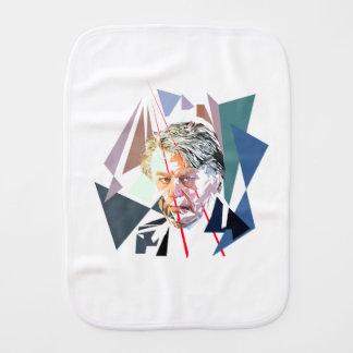 Gilbert Collard Burp Cloth