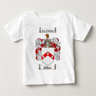 GILBERT FAMILY CREST -  GILBERT COAT OF ARMS BABY T-Shirt