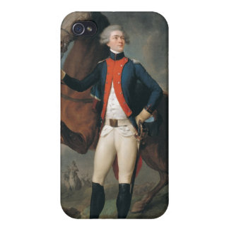 Gilbert Motier  Marquis de la Fayette, 1788 iPhone 4 Case