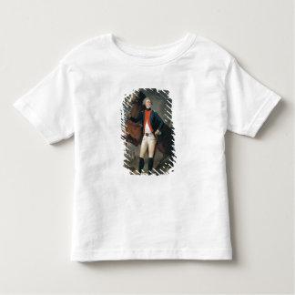 Gilbert Motier  Marquis de la Fayette, 1788 Toddler T-shirt