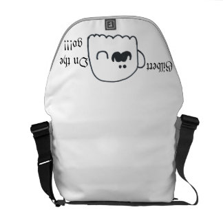 Gilbert On the go! Messenger Bag