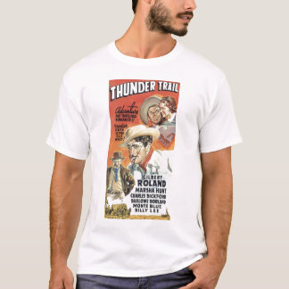 Gilbert Roland 1937 vintage movie poster T-shirt