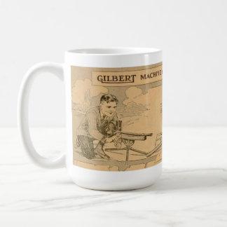 Gilbert toy's Machine Gun 1919 Mugs