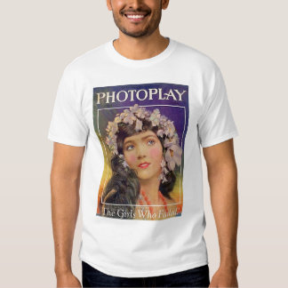Gilda Gray 1926 vintage magazine cover T-shirt