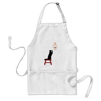 Gilded Cage Adult Apron
