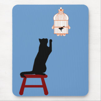 Gilded Cage Mouse Pad