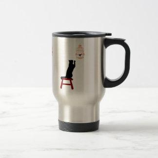 Gilded Cage Travel Mug