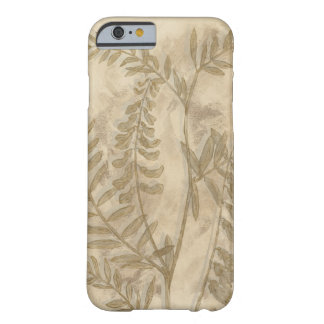 Gilded Foliage I Barely There iPhone 6 Case
