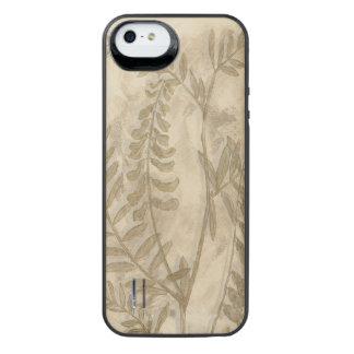 Gilded Foliage I iPhone SE/5/5s Battery Case