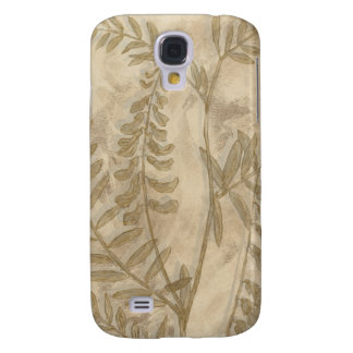 Gilded Foliage I Samsung Galaxy S4 Cover