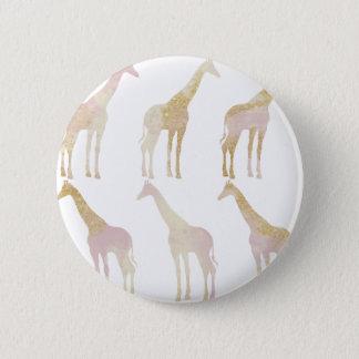 Gilded Giraffes 1 Button