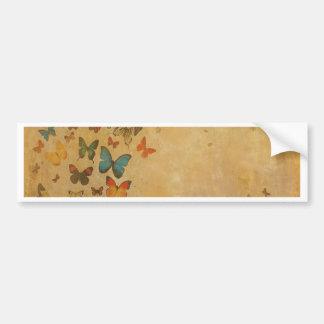 Gilded heaven bumper sticker