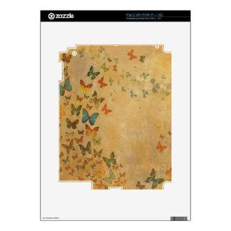 Gilded heaven iPad 2 skins