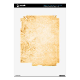 Gilded Heaven iPad 3 Skin