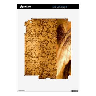 Gilded Heaven Decals For iPad 2