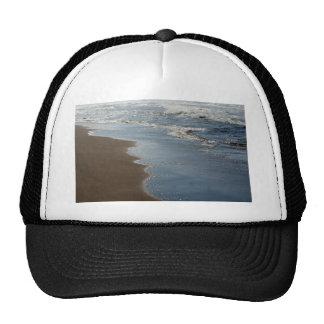 Gilded Horsfall Beach Oregon Trucker Hat