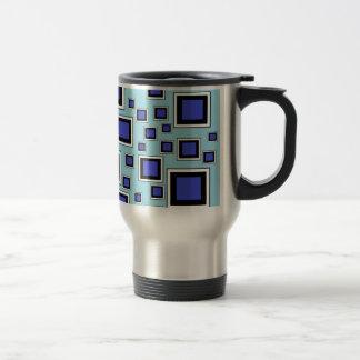 GildedGeoms 002 Tazas De Café
