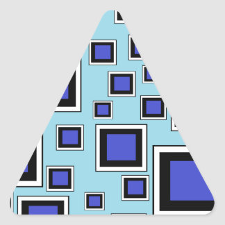 GildedGeoms 002 Triangle Sticker